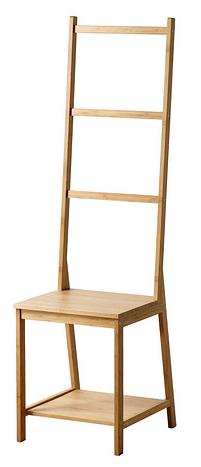 chaise porte serviettes ragrund by ik a la d co d cod e. Black Bedroom Furniture Sets. Home Design Ideas
