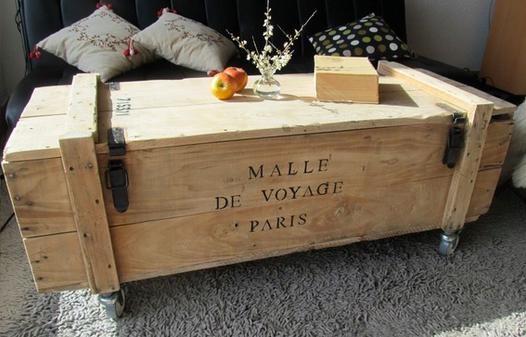 table basse coffre la d co d cod e. Black Bedroom Furniture Sets. Home Design Ideas