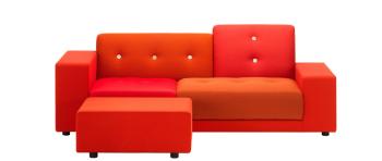 Canapé Vitra Polder Sofa de Hella Jongerius