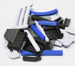 plastique de recyclage