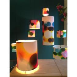 Lampe Bubble de table