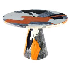 Melting Pot table 1