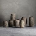 Pot-pichet-anciens-en-terre-cuite-tailles-variables